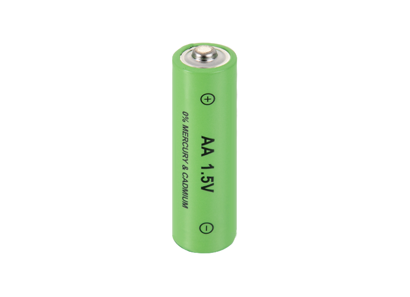 AA-top rechargeable battery