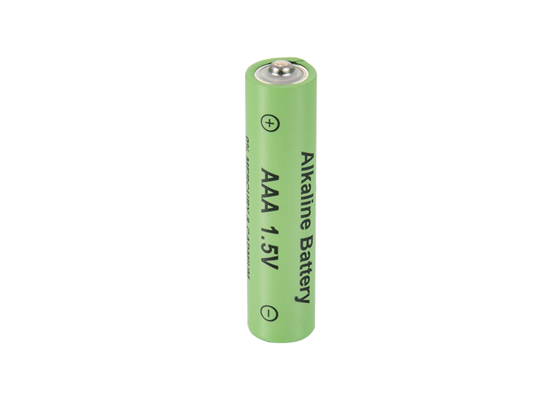 AAA-top rechargeable battery