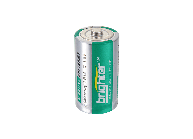 Alkaline Battery-C/LR14