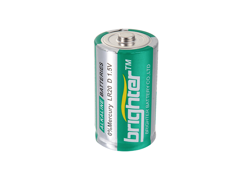 Alkaline Battery-D/LR20